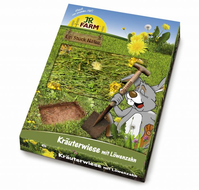 JR Farm urteeng - legetøj til kanin