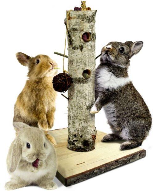 legetøj kanin naturlig aktivering