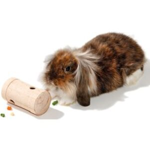 træ legetøj til kaniner