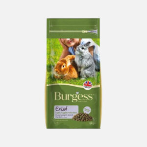 Burgess Light foder kanin