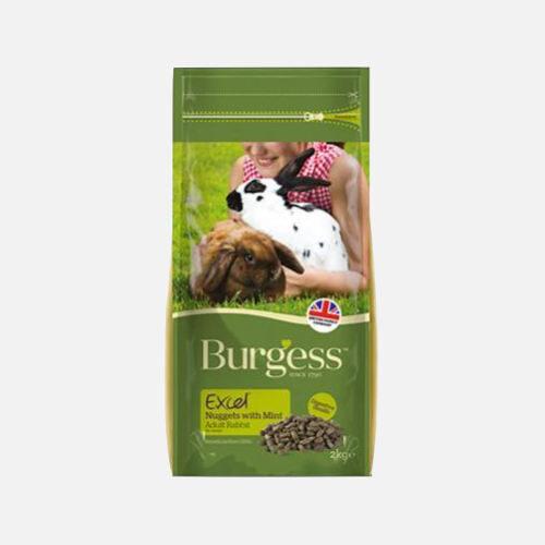 Burgess foder kanin
