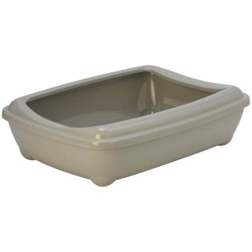 kanin toilet nesta grå uden låg