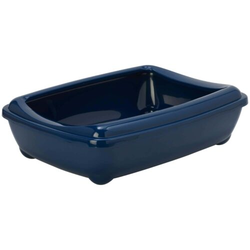 kanin toilet nesta uden låg mørkeblå