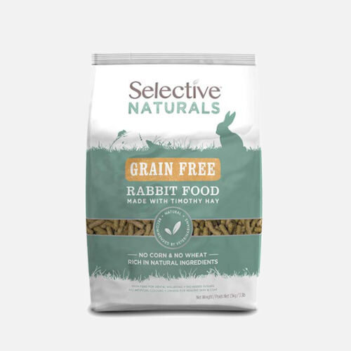 supreme selective science grainfree kaninfoder