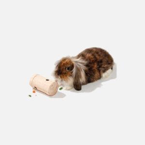 rulle legetøj kanin