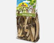 hasselnødde træ bark kanin
